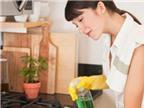 Bí quyết khử trùng vi khuẩn trong nhà bếp