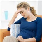 Bí quyết kiểm soát chứng đau đầu cho thai phụ