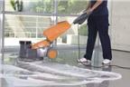 Bí quyết lau sàn nhà hiệu quả