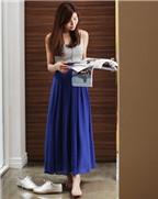 Bí quyết mặc váy midi đẹp cho 7 ngày quyến rũ