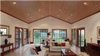 Bí quyết tô màu trần nhà