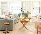 Bí quyết trang trí căn hộ bằng màu sắc
