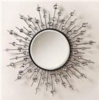 Bí quyết trang trí nhà cửa bằng gương xinh