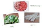 Bò cuốn lá lốt tuyệt ngon cho bữa cơm gia đình