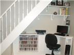 Cách bố trí chỗ làm việc cho căn nhà nhỏ