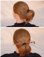 Cách búi tóc đẹp nhất
