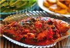 Cách chế biến món cá diêu hồng sốt thơm cà chua