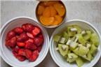 Cách chế biến trái cây ngon