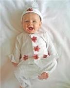 Cách chọn size quần áo chuẩn cho trẻ sơ sinh
