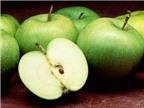 Cách chọn táo sạch