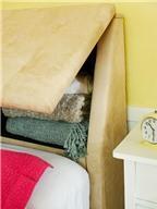 Cách chứa đồ tiện dụng cho phòng ngủ nhỏ ( Phần 2)