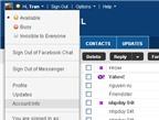 Cách chuyển đổi ngôn ngữ trong Yahoo! Mail