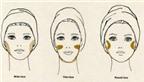 Cách đánh khối cho từng khuôn mặt