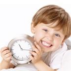 Cách đánh thức bé yêu dậy sớm cực hiệu quả