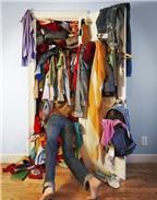 Cách dọn dẹp tủ quần áo để đón Tết!