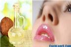 Cách dưỡng môi hồng tự nhiên bằng dầu dừa cực chuẩn