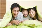 Cách giữ sự lãng mạn sau khi có con