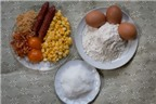 Cách làm bánh bông lan mặn cho bữa sáng cuối tuần