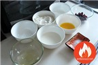 Cách Làm Bánh Bông Lan Nho Khô Ngon Miệng