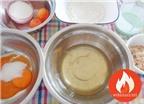 Cách Làm Bánh Bông Lan Trứng Muối Sốt Kem Ngon Tại Nhà