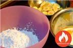 Cách Làm Bánh Chuối Nướng Nước Cốt Dừa Thơm Ngon