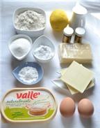 Cách làm bánh cupcake dễ thương cho Valentine trắng