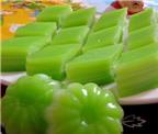Cách làm bánh da lợn khoai môn, đậu xanh thơm ngon tại nhà