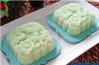 Cách làm bánh dẻo lá dứa nhân đậu xanh thơm ngon ngất ngây