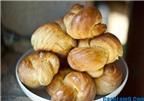 Cách làm bánh khoai lang nướng cực ngon để ăn vặt