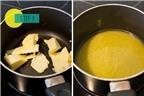 Cách làm bánh muffin chuối thơm ngon