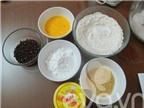 Cách làm bánh quy sô cô la chip giòn tan