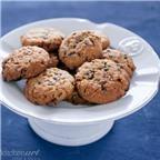 Cách làm bánh quy socola chip
