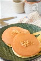 Cách làm bánh rán Doremon nhân mặn cho bé cưng