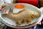Cách làm bánh trung thu hình con cá dễ thương cho bé yêu