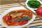 Cách làm cá nục kho cà chua đơn giản mà ngon tuyệt