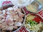 Cách làm cánh gà rang muối giòn thơm góc bếp