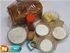 Cách làm cookies bánh mì tỏ tình ngày Valentine trắng