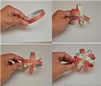 Cách làm dây hoa trang trí đơn giản