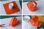 Cách làm đèn lồng giấy rực rỡ