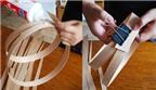 Cách làm đèn ngủ handmade độc đáo mà tối giản đến vô cùng