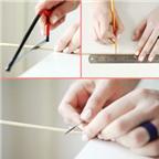 Cách làm diều giấy thả chơi với chúng bạn ngày hè