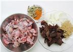 Cách làm ếch xào lăn kiểu miền Nam ngon cơm
