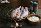 Cách làm gà bó xôi thơm ngất ngây góc bếp