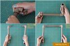 Cách làm giá đỡ laptop từ ống dẫn nước đơn giản nhất
