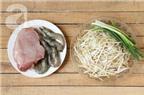 Cách làm giá đỗ xào tôm thịt đơn giản mà ngon cho bữa tối
