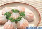 Cách làm há cảo tôm thịt siêu ngon và đẹp mắt