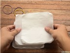Cách làm hoa cẩm chướng bằng giấy ăn siêu đơn giản