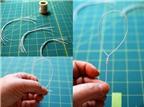 Cách làm hoa vải đơn giản mà đẹp