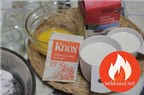 Cách Làm Kem Caramen Ngon Kiểu Nhật