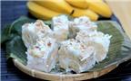 Cách làm kem chuối ngon tuyệt xua tan cái nóng đầu hè